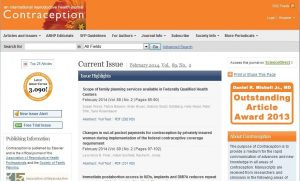 GMG Elsevier Online Journal Edition