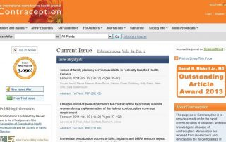 GMG Elsevier Online Journal Edition