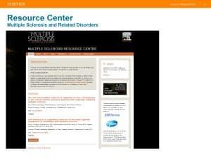 GMG Elsevier Resource Center