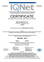 GMG Diagnostics Certification